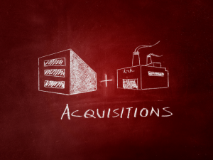 Eleven Acquisition Strategies